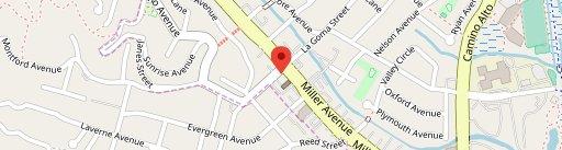 2am Club on map