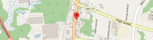 401 Tavern on map