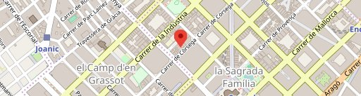 A Angelo Marcelo Restaurant en el mapa