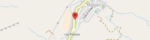 Restaurante Acaymo (CERRADO POR VACACIONES) en el mapa