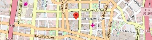 Acenar Mexican Restaurant on map
