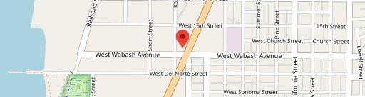 Adel's Restaurant on map