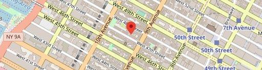 Al Horno on map