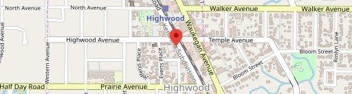 Alex's Washington Gardens on map