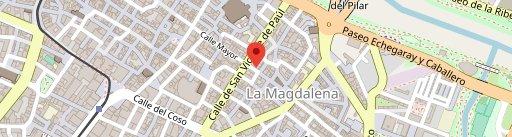 Alma Criolla Empanada Bar en el mapa