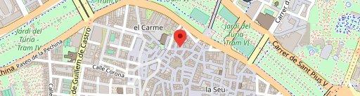 Almalibre Açaí Bar en el mapa