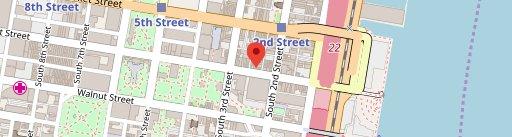 Amada на карте