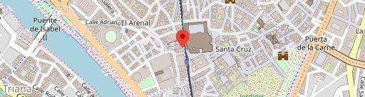 Amorino Sevilla Catedral en el mapa