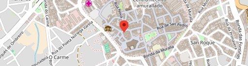 Restaurante Antas de Ulla на карте