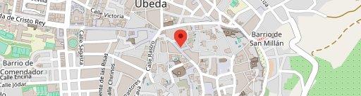 ANTIQUE restaurante y tapas en el mapa