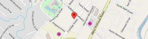 Antoni's Italian Cafe on map