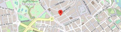 Anttonenea en el mapa