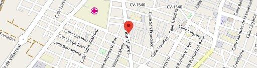 Artespa Artesans del Pa en el mapa
