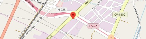 Asador 7 De Julio (Castellón) en el mapa
