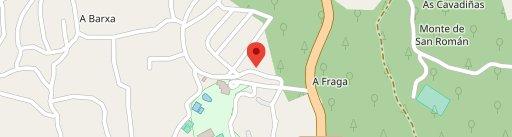 Asador A Landra en el mapa