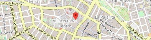 Restaurante Asador Concepción en el mapa