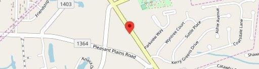 Athens Pizza на карте