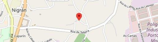 Restaurante Avoengo en el mapa