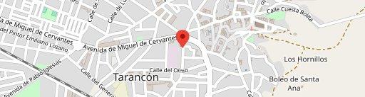 Ay Carmela en el mapa