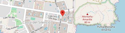 LOTUS Pool Cafè en el mapa