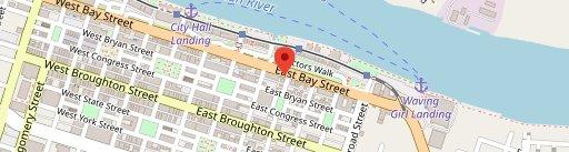 B. Matthew's Eatery on map