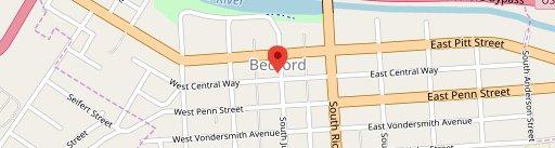 Bad Boyz Bistro on map