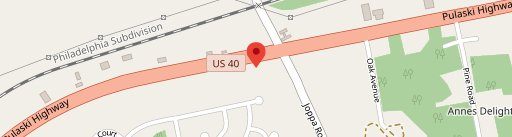 Baldwin's Seafood Restaurant on map