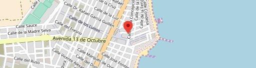Bar Casa Maikel en el mapa