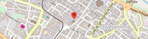 Bar Fenicia en el mapa