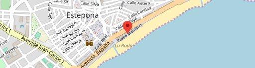 Restaurante Freiduría A. Illescas en el mapa