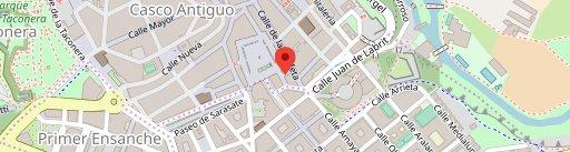 Bar Gaucho en el mapa