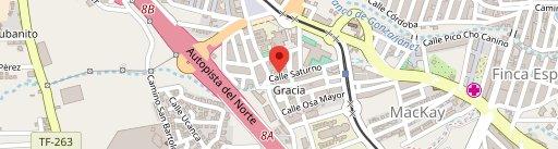 El Rinconcito de Luisa - Bar Paco en el mapa