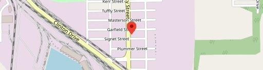 Bar puerto alegre on map