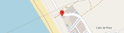 Bar Restaurante Casa Manuela en el mapa