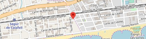 Bar Restaurante EL RINCONCITO en el mapa