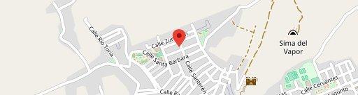 Bar San Andrés en el mapa