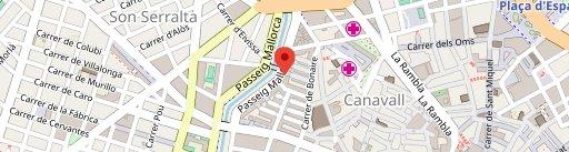 Bar11 en el mapa