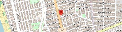 Baran's 2239 on map