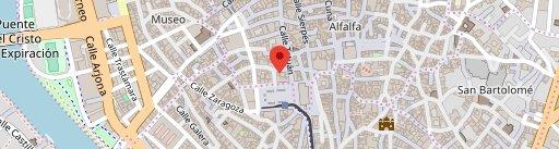 Barbiana на карте