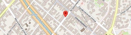 Beerhouse on map