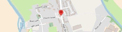 Bell Inn on map