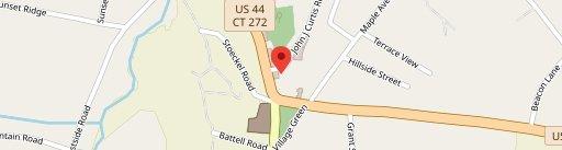 Berkshire Country Store en el mapa