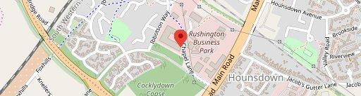 Big Blue Cafe on map
