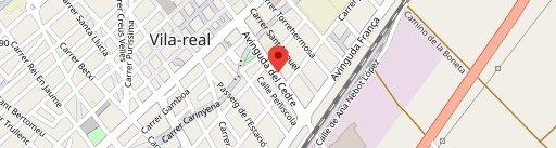 Birbar Espai Gastronòmic Valencià на карте