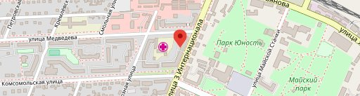 Бирхофф on map