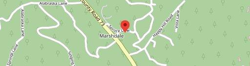 The Bistro at Marshdale на карте