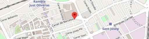 Bocato Di Cardinale en el mapa
