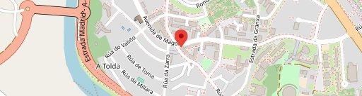 Vinoteca Los Infantes en el mapa