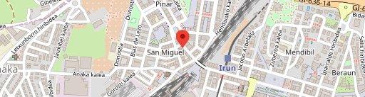 Bodegón Sotero Bar Restaurante en el mapa