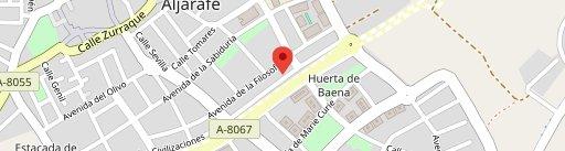 Bodeguita Los Caracoles en el mapa